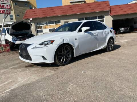 2014 Lexus IS 350 for sale at STS Automotive in Denver CO