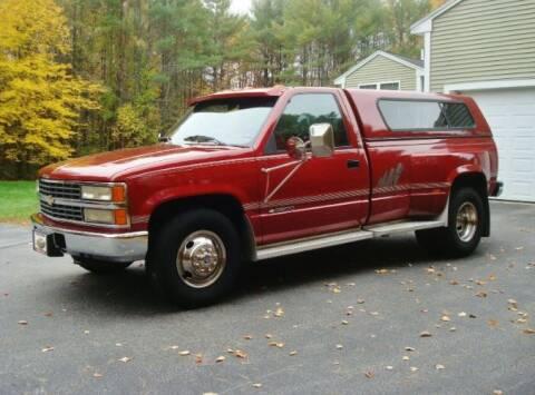 1991 Chevrolet Silverado 1500 SS Classic for sale at Classic Car Deals in Cadillac MI