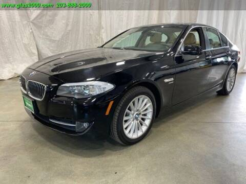 2011 BMW 5 Series for sale at Green Light Auto Sales LLC in Bethany CT