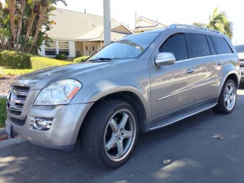 2009 Mercedes-Benz GL-Class for sale at DNZ Auto Sales in Costa Mesa CA