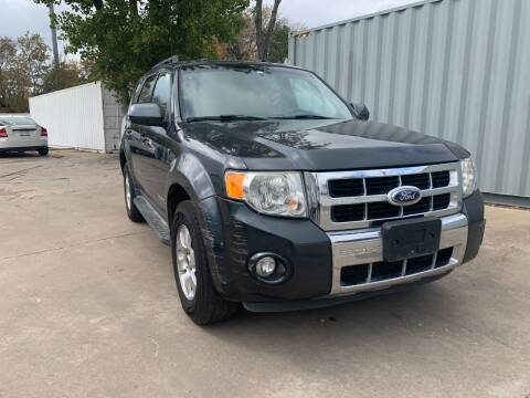 2008 Ford Escape for sale at DFW AUTO FINANCING LLC in Dallas TX