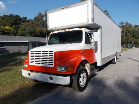 1990 International 4600 for sale at LANCASTER'S AUTO SALES INC in Fruitland Park FL
