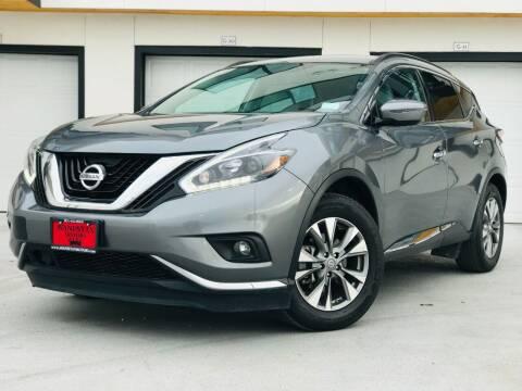 2018 Nissan Murano for sale at Avanesyan Motors in Orem UT