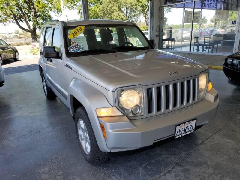 2010 Jeep Liberty for sale at Sac River Auto in Davis CA