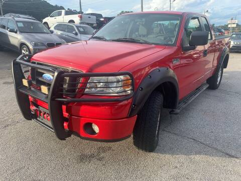 2006 Ford F-150 for sale at Philip Motors Inc in Snellville GA