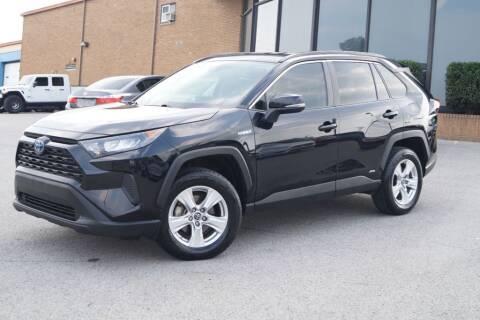 2019 Toyota RAV4 Hybrid for sale at Next Ride Motors in Nashville TN