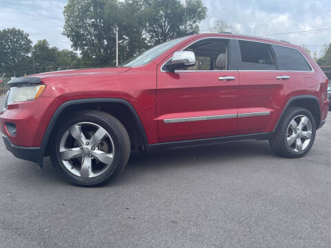 2011 Jeep Grand Cherokee for sale at Beckham's Used Cars in Milledgeville GA