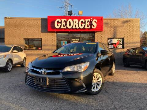 2015 Toyota Camry for sale at George's Used Cars - Telegraph in Brownstown MI