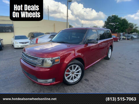 2013 Ford Flex for sale at Hot Deals On Wheels in Tampa FL