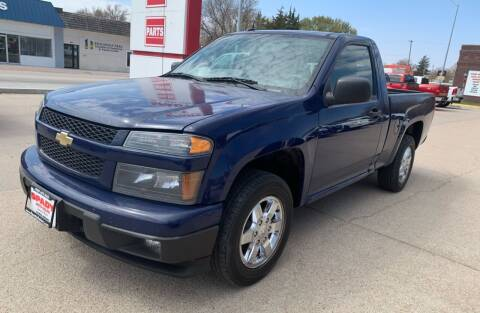 2012 Chevrolet Colorado for sale at Spady Used Cars in Holdrege NE