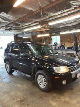 2006 Mercury Mariner for sale at Lavictoire Auto Sales in West Rutland VT