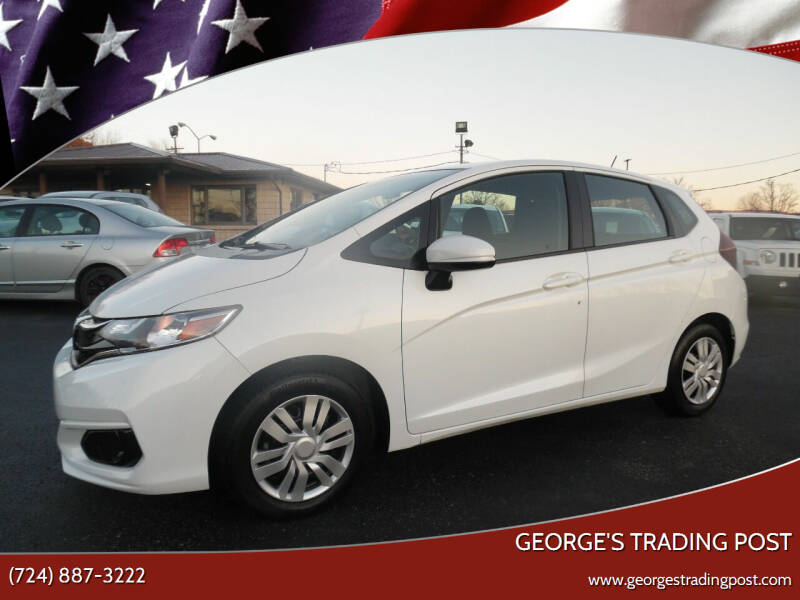 2018 Honda Fit for sale at GEORGE'S TRADING POST in Scottdale PA