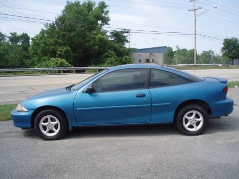2000 Chevrolet Cavalier for sale at Worthington Motor Co, Inc in Clinton TN