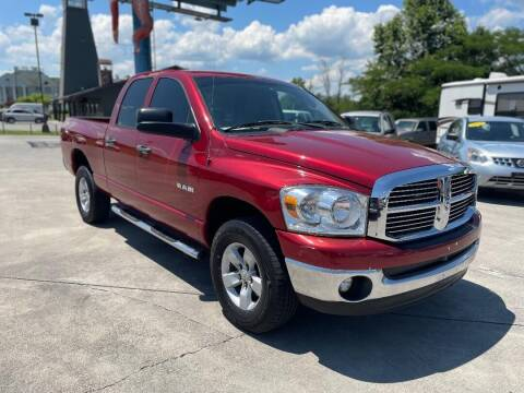 2008 Dodge Ram Pickup 1500 for sale at Autoway Auto Center in Sevierville TN