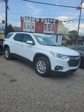 2021 Chevrolet Traverse for sale at EZ PASS AUTO SALES LLC in Philadelphia PA