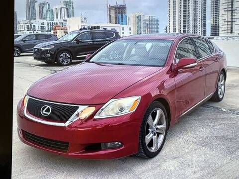 2008 Lexus GS 350 for sale at Global Pre-Owned in Fayetteville GA
