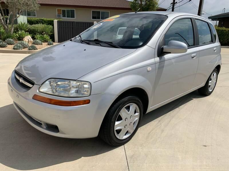 2006 Chevrolet Aveo for sale at Select Auto Wholesales in Glendora CA