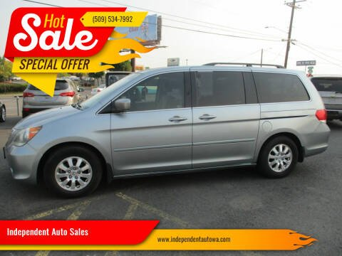 2008 Honda Odyssey for sale at Independent Auto Sales in Spokane Valley WA
