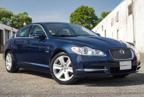 2010 Jaguar XF for sale at Vantage Auto Group - Vantage Auto Wholesale in Moonachie NJ
