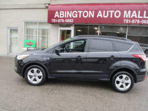 2015 Ford Escape for sale at Abington Auto Mall LLC in Abington MA
