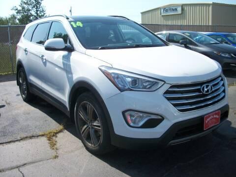 2014 Hyundai Santa Fe for sale at Lloyds Auto Sales & SVC in Sanford ME