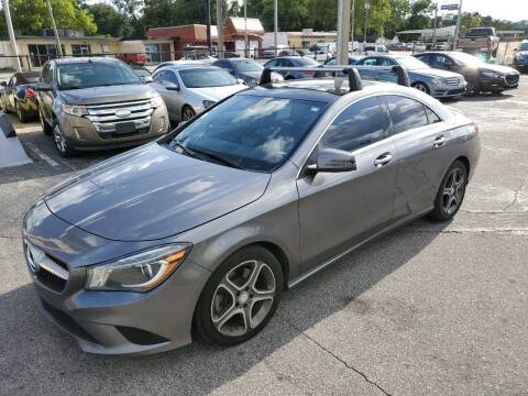 2014 Mercedes-Benz CLA for sale at Castle Used Cars in Jacksonville FL