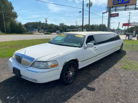 2007 Lincoln Town Car for sale at Import Auto Mall in Greenville SC