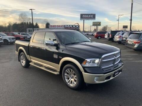 2016 RAM Ram Pickup 1500 for sale at Maxx Autos Plus in Puyallup WA