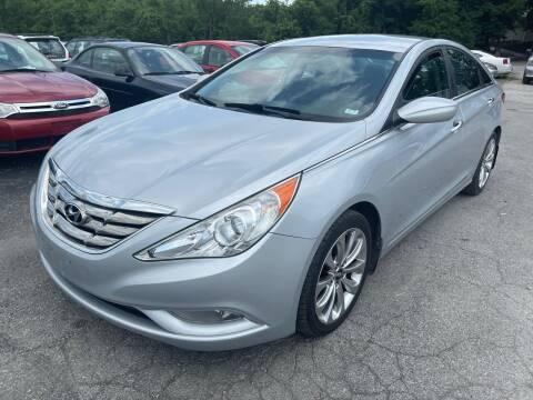 2011 Hyundai Sonata for sale at Best Buy Auto Sales in Murphysboro IL