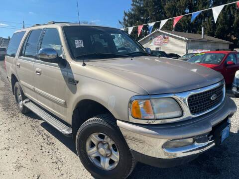 1998 Ford Expedition for sale at Trocci's Auto Sales in West Pittsburg PA