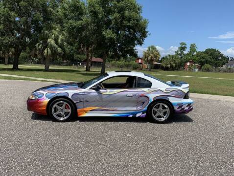 1996 Ford Mustang SVT Cobra for sale at P J'S AUTO WORLD-CLASSICS in Clearwater FL