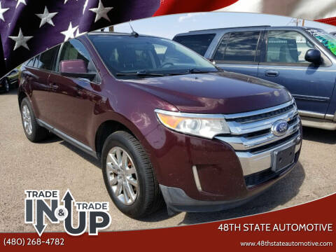 2011 Ford Edge for sale at 48TH STATE AUTOMOTIVE in Mesa AZ