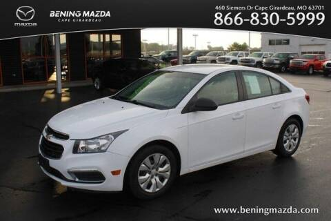 2016 Chevrolet Cruze Limited for sale at Bening Mazda in Cape Girardeau MO