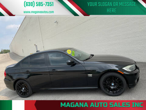 2011 BMW 3 Series for sale at Magana Auto Sales Inc in Aurora IL