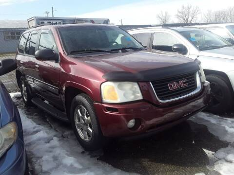 2002 GMC Envoy for sale at New Start Motors LLC - Crawfordsville in Crawfordsville IN