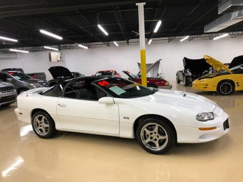 2000 Chevrolet Camaro for sale at Fox Valley Motorworks in Lake In The Hills IL