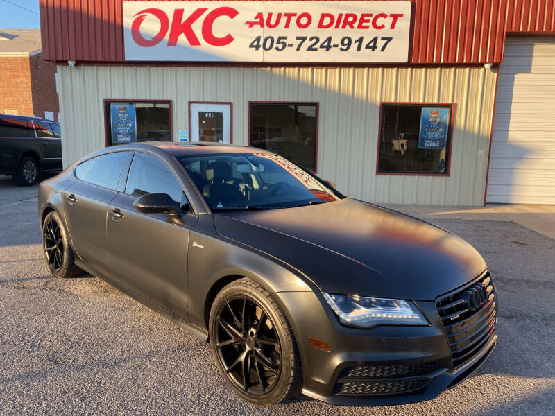 2012 Audi A7 for sale at OKC Auto Direct in Oklahoma City OK