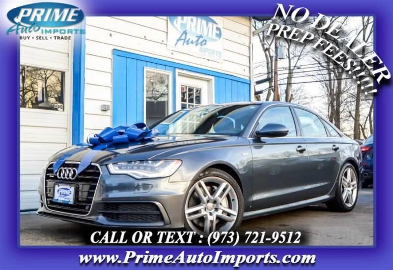 2014 Audi A6 for sale in Bloomingdale, NJ