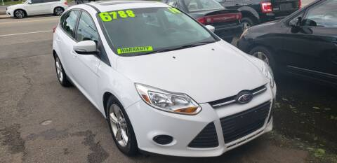 2014 Ford Focus for sale at TC Auto Repair and Sales Inc in Abington MA