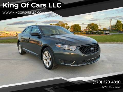 2016 Ford Taurus for sale at King of Cars LLC in Bowling Green KY