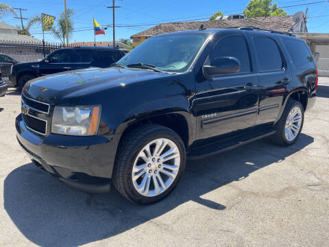 2009 Chevrolet Tahoe for sale at JR'S AUTO SALES in Pacoima CA