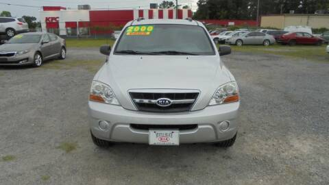 2009 Kia Sorento for sale at Auto Mart - Moncks Corner in Moncks Corner SC