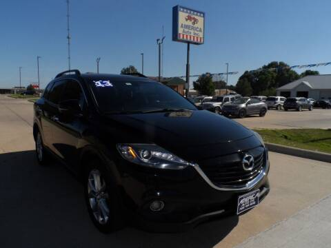 2013 Mazda CX-9 for sale at America Auto Inc in South Sioux City NE