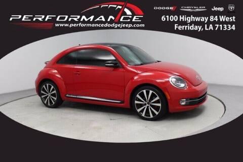 2013 Volkswagen Beetle for sale at Performance Dodge Chrysler Jeep in Ferriday LA