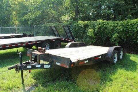 2005 BIG COUNTRY 16 ft Trailer for sale at Impex Auto Sales in Greensboro NC