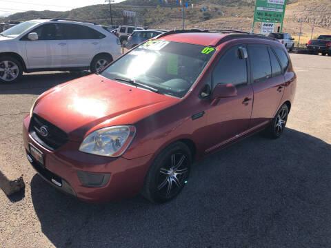 2007 Kia Rondo for sale at Hilltop Motors in Globe AZ