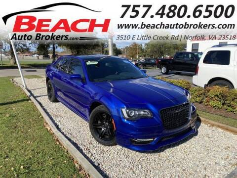 2018 Chrysler 300 for sale at Beach Auto Brokers in Norfolk VA