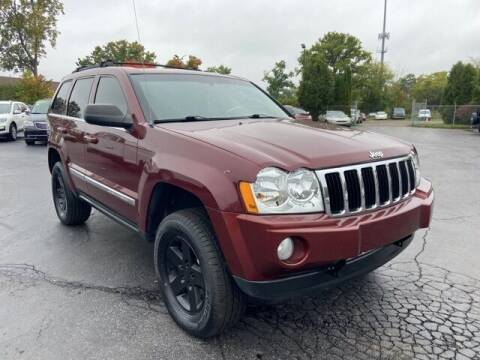 2007 Jeep Grand Cherokee for sale at Newcombs Auto Sales in Auburn Hills MI