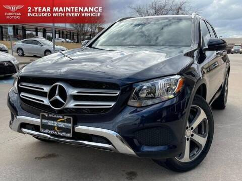 2016 Mercedes-Benz GLC for sale at European Motors Inc in Plano TX