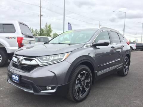 2018 Honda CR-V for sale at Delta Car Connection LLC in Anchorage AK